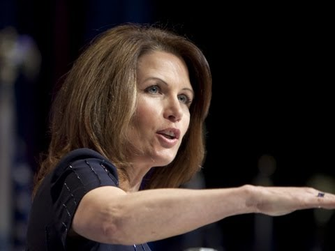 Michele Bachmann Likens President Obama to Adolf Hitler