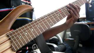 Worship House - Wedding song, Mifhululu Bass Cover