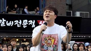 Download Lagu 허각의 미친 가창력 ('걱정말아요 그대' 홍대 버스킹 직캠) Gratis STAFABAND