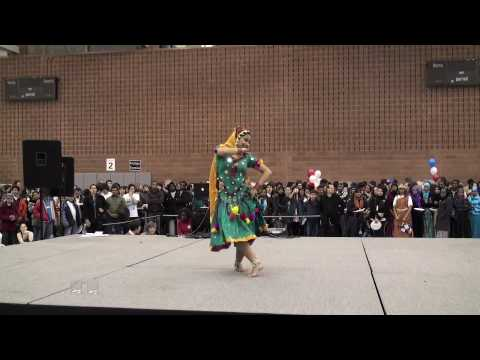 Indian Student Association - Rangeelo Maaro Dholna video