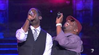 Boyz II Men Video - BOYZ II MEN ON X FACTOR 2012