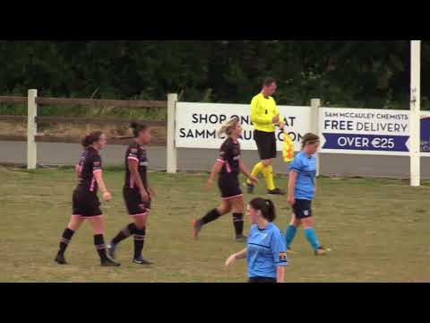 HIGHLIGHTS: Wexford Youths 3-0 UCD Waves