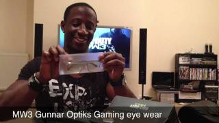 MW3 GUNNAR OPTIKS Gaming Glasses