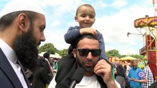 Download Celebrate Eid 2016: Eid Ul Fitr - Green Lane Masjid 3Gp Mp4