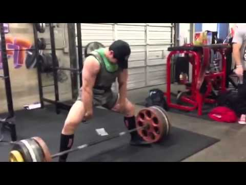 Super Training Deadlifts Image 1