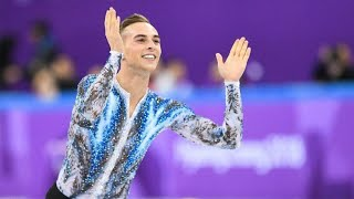 Adam Rippon talks about rooftop In-N-Out with Mirai Nagasu and becoming America's sweetheart