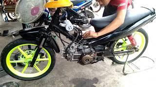 Setting motor road race jupiter mp 4