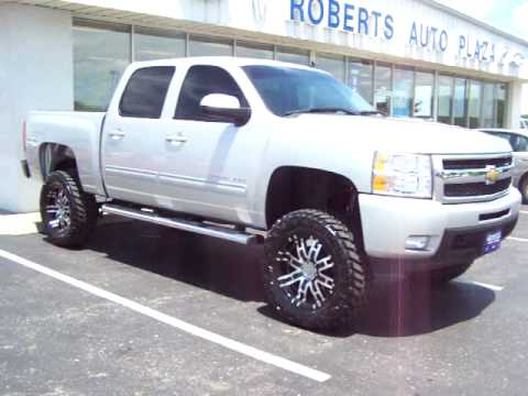 Extended Vs Crew Cab >> 2010 CHEVROLET SILVERADO CREW CAB 7' INCH LIFT 35' INCH TIRES 6.2 V8 4WD | How To Make & Do ...