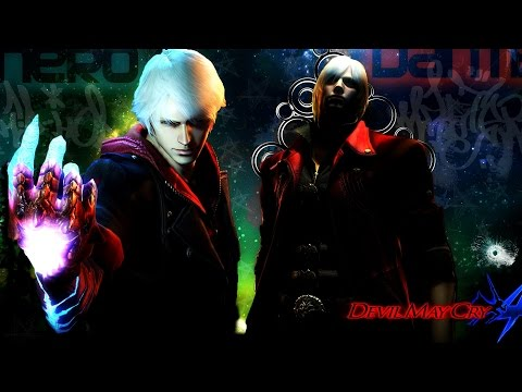 Devil May Cry 4 - Official Trailer 2014 Hd !!! video