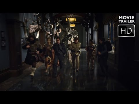 Night At The Museum: Secret of the Tomb - International Official Trailer - 20th Century FOX HD