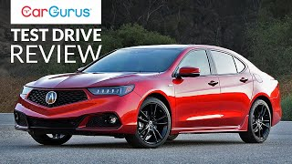 2020 Acura TLX - A great value among luxury sedans