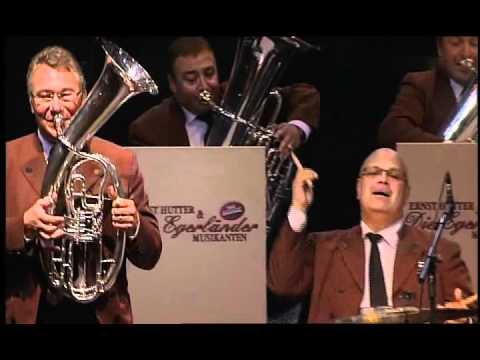 Ernst Hutter & Die Egerländer Musikanten - Auf den Spuren von Ernst Mosch im Egerland 2010
