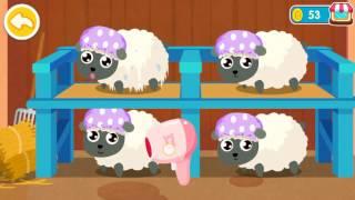 Nông trại của gấu trúc | Trò chơi giáo dục | Game vui trí tuệ