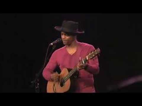 Eric Bibb - I heard the angels singing