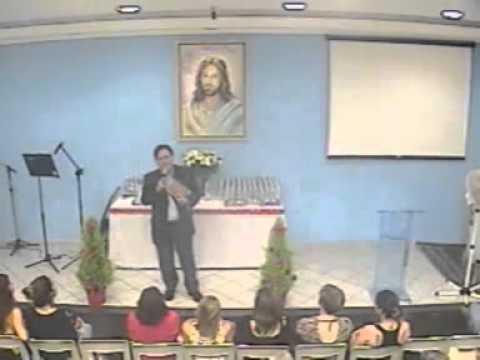 Palestra- Grupo Espírita Esperança - JOSÉ CARLOS DE LUCCA - 04 de Dezembro de 2013