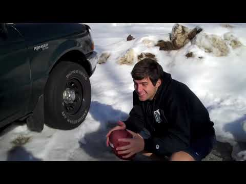 Johnny Mac Trick Shot Quarterback