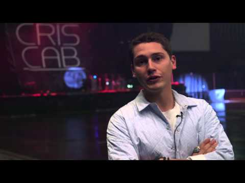 Cris Cab MTV EMA Nomination from The Dear GIRL TOUR