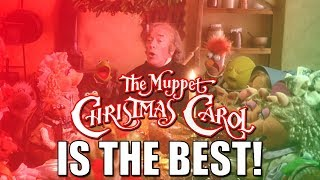 The Muppet Christmas Carol IS THE BEST