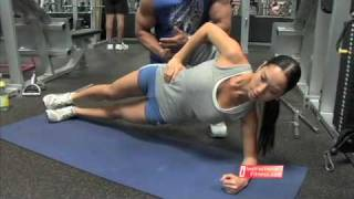 Instructional Fitness - Plank