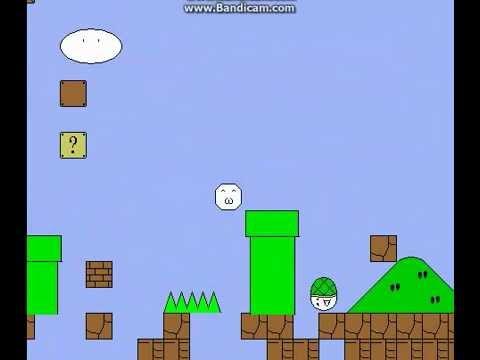 史上最難最蝦的瑪莉貓 MarioCat 第0關 實況