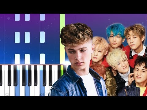 Download NCT DREAM X HRVY - Don't Need Your Love Piano Tutorial Mp4 baru