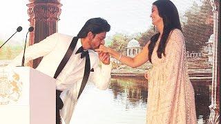 Download Shahrukh Khan KISSES Aishwarya Rai At Prince William & Kate Middleton Royal Dinner Party 3Gp Mp4