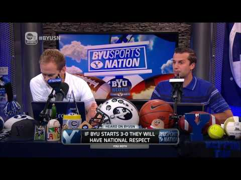 BYU Sports Nation Interview with Yogi Roth