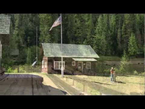 Magruder Ranger Station Video