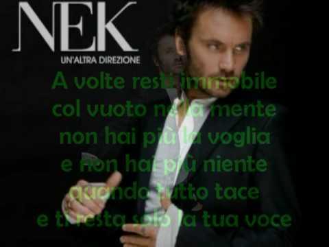Nek - Tira Su Il Volume
