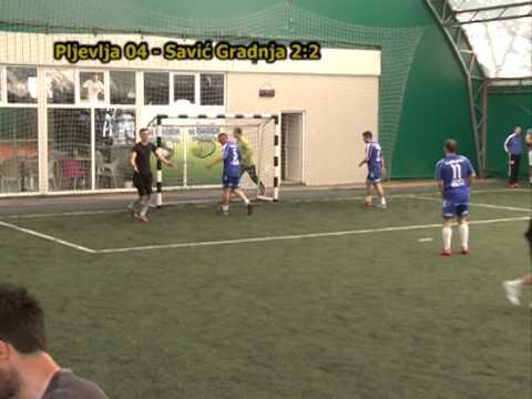 Mini Fudbal na TV777, prva runda plej ofa, Pljevlja 04 - Savić gradnja, 2014/15