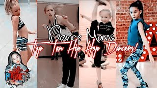 Download Lagu Dance Moms - Top 10 Hip Hop Dancers! Gratis STAFABAND