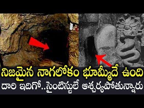 నాగలోకం ఎక్కడ ఉందో తెలిసింది.. దారి కూడా ఉంది చూడండి | Telugu Mysteries | Remix King