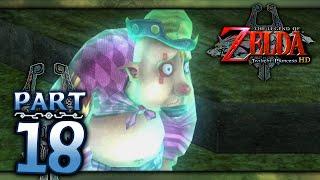 The Legend of Zelda: Twilight Princess HD - Part 18 - Hylia's Drought