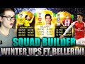 FIFA 16: WINTER UPGRADES SQUAD BUILDER (DEUTSCH) - FIFA 16 UL...