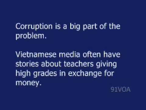 [91VOA]Vietnamese Man Wants a