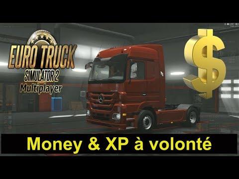 ETS2 Money & XP à volonté