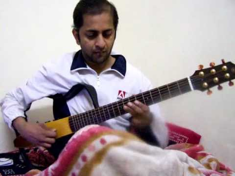 Albela Sajan Aayo Ri - Instrumental Cover video