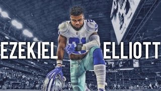 Ezekiel Elliott || Ultimate Rookie Highlight Mix