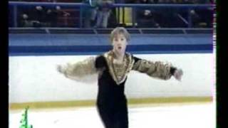 1999 Russian Nationals Evgeni Plushenko LP