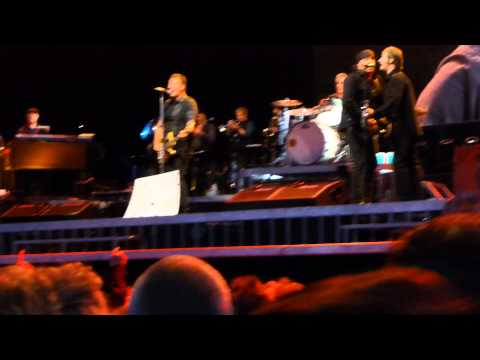 Bruce Springsteen: Loose Ends/Cadillac Ranch/Radio Nowhere 14.05.2013 Copenhagen