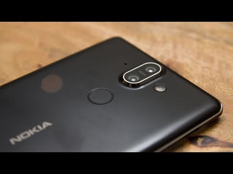 Nokia 8 Sirocco, 7 Plus and Nokia 6 - Hands on