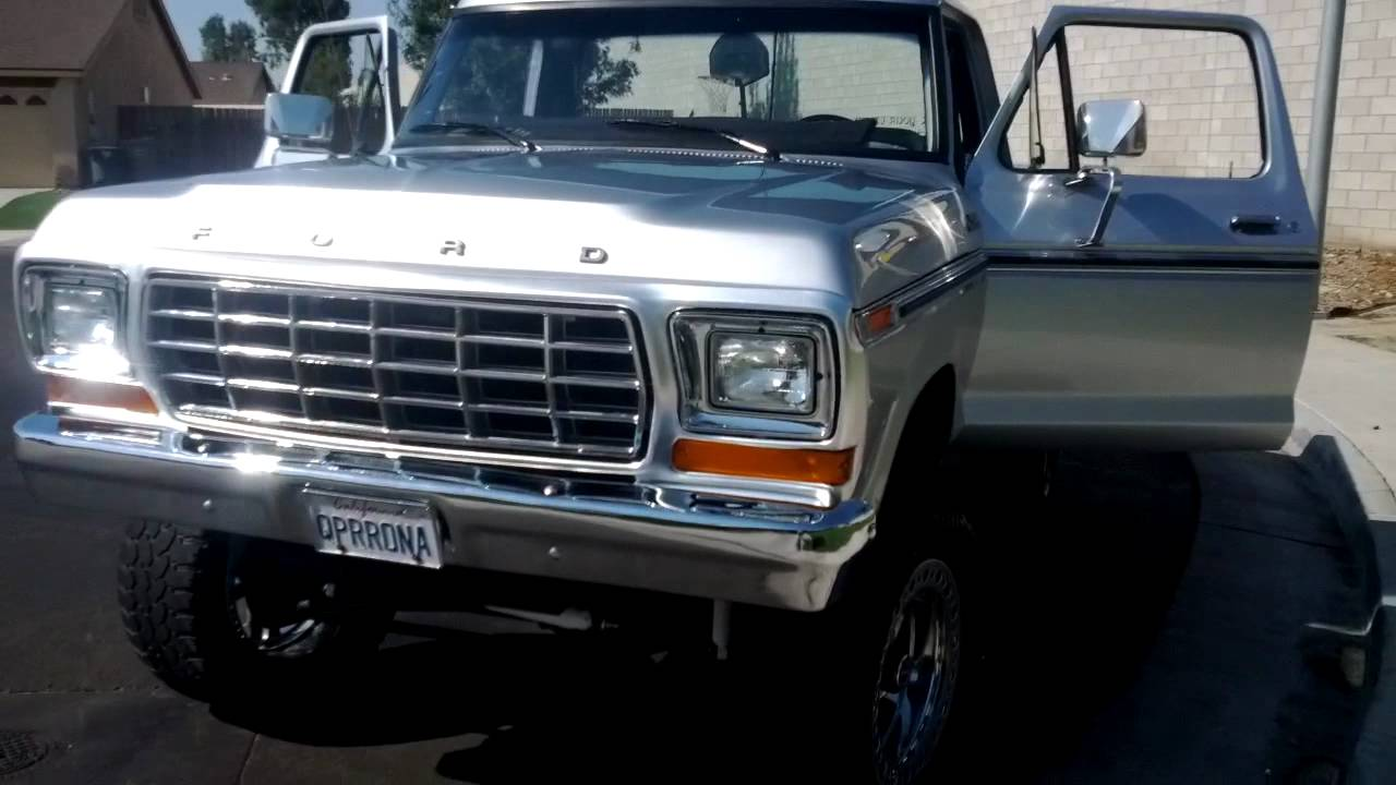 1979 ford f150 custom viewing gallery
