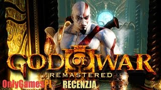 God of War 3: Remastered - recenzja (wideo review) - PS4 - OnlyGamesPL - test