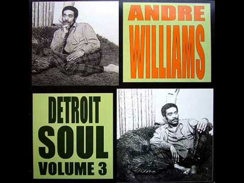 Andre Williams - Bacon Fat/Just Because Of A Kiss