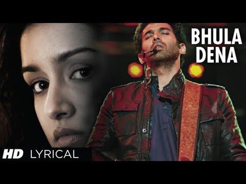 Bhula Dena Aashiqui 2 Full Song With Lyrics | Aditya Roy Kapur...