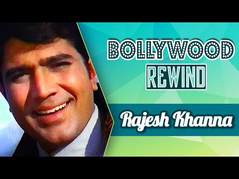 Rajesh Khanna   Bollywood Rewind   Biography and Facts
