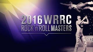 Amélie Galvez & Richard Cerutti - World Masters Rimini 2016