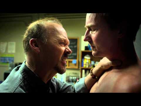 Birdman Movie CLIP - Fight Club (2014) - Edward Norton, Michael Keaton Movie HD