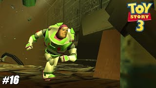 Toy Story 3: The Video Game - PSP Playthrough Gameplay 1080p (PPSSPP) PART 16
