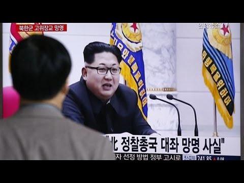 North Korean Spy Defects to South Korea